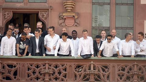 Imago Empfang Eintracht