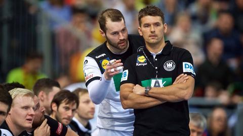 Steffen Fäth und Christian Prokop