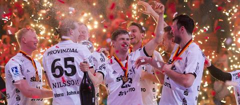Pokalsieger THW Kiel