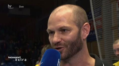 Heiko Grimm Trainer MT Melsungen im Interview