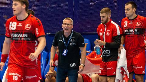 Gudmundur Gudmundsson, Trainer der MT Melsungen