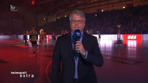 heimspiel!-Moderator Heiko Neumann