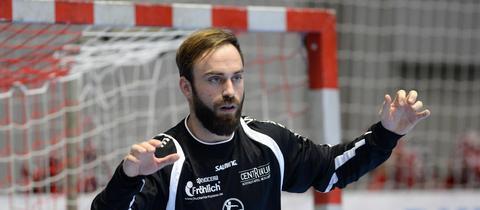 Matthias Lenz von der MT Melsungen