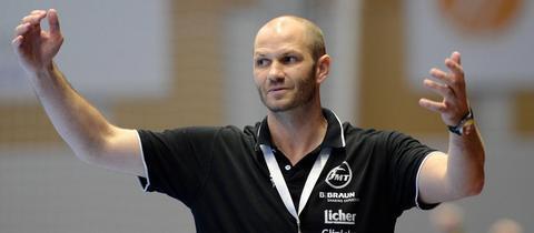 Frust bei MT-Trainer Heiko Grimm
