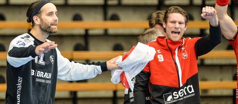 Die MT-Profis Silvio Heinevetter und Tobias Reichmann sind bei Olympia außen vor.