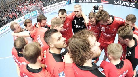 Gemeinsam stark: Die MT Melsungen reist mit ihren Fans im Flieger nach Piräus.
