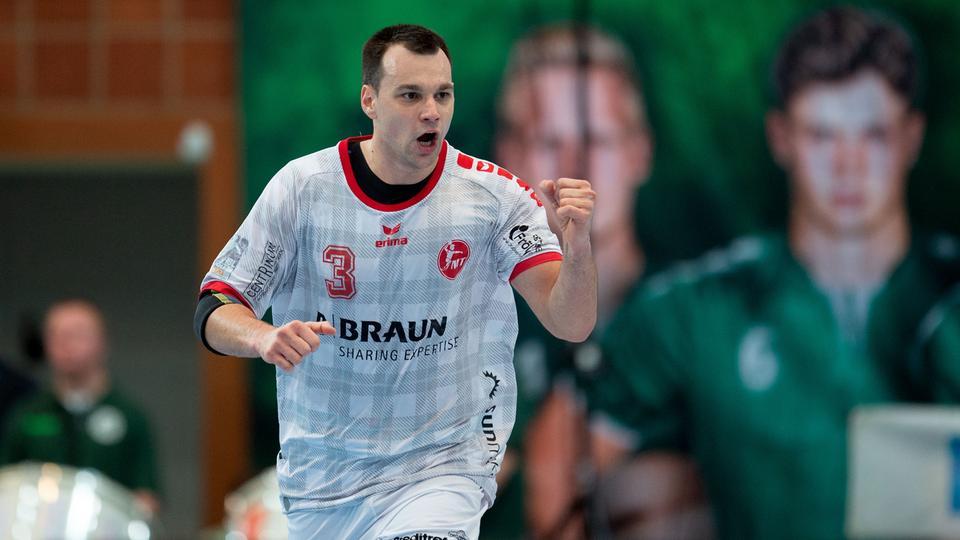 Handball-Bundesliga: MT mit wichtigem Sieg in Minden - hessenschau.de