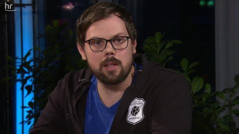 Frederik Griesbach TV Hüttenberg still