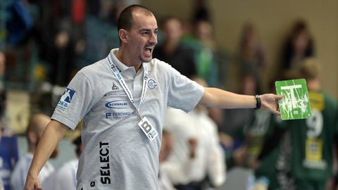 Emir Kurtagic ist neuer Hüttenberg-Coach