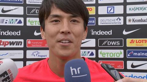 Makoto Hasebe - Eintracht Frankfurt