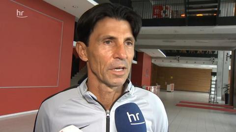 Bruno Hübner - Eintracht Frankfurt