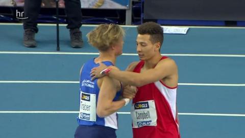 Luke Campbell gratuliert dem Sieger
