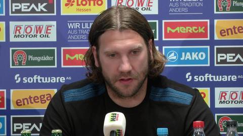 Torsten Frings vor dem Spiel gegen Bielefeld