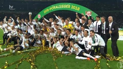 Eintracht Frankfurt DFB-Pokalsieger
