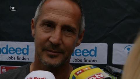 Adi Hütter - Eintracht Frankfurt