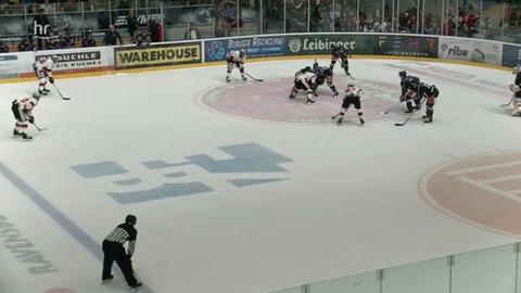 Eishockey Löwen gegen Ravensburg