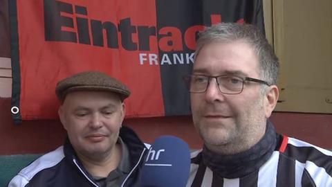 Eintracht-Fans im Interview