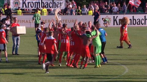 TSV Steinbach gewinnt den Hessenpokal 2018
