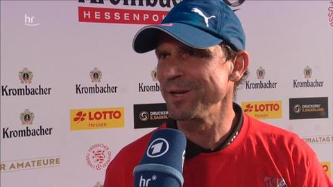 Matthias Mink - Trainer TSV Steinbach