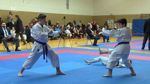 Hessenmeisterschaften Karate