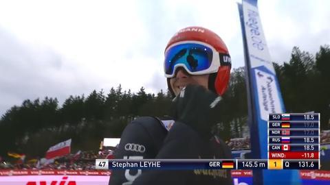 Stephan Leyhe siegt in der Quali