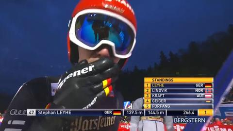 Stephan Leyhe siegt in Willingen