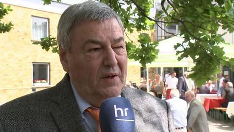 LSB-Präsident Dr. Rolf Müller im Interview