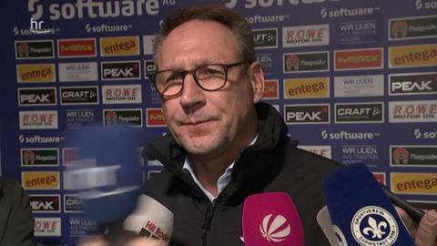 Rüdiger Fritsch - Präsident SV Darmstadt 98