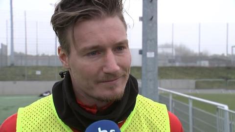 Manuel Schäffler vom SV Wehen Wiesbaden