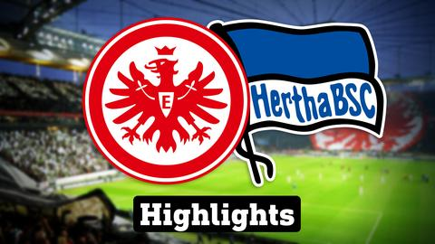 EIntracht Frankfurt - Hertha BSC Berlin