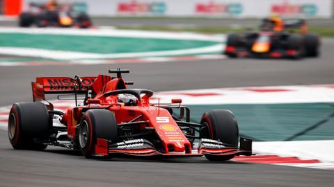 Imago Formel 1 Mexiko