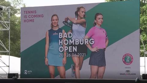 Tennis in Bad Homburg