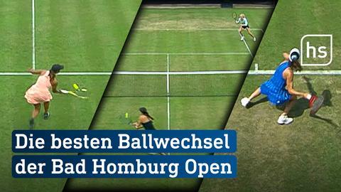 Die besten Ballwechsel aus Bad Homburg