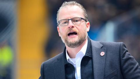 Neuer Mann an der Bande: Christof Kreutzer ist der neue Chefcoach in Bad Nauheim.