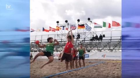 Beachhandball in Palermo