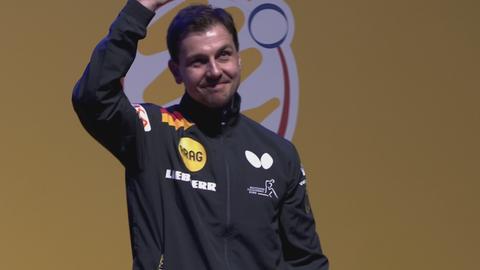Timo Boll, Tischtennis-Europameister 2018