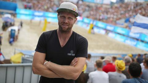 Beachvolleyballer Julius Brink