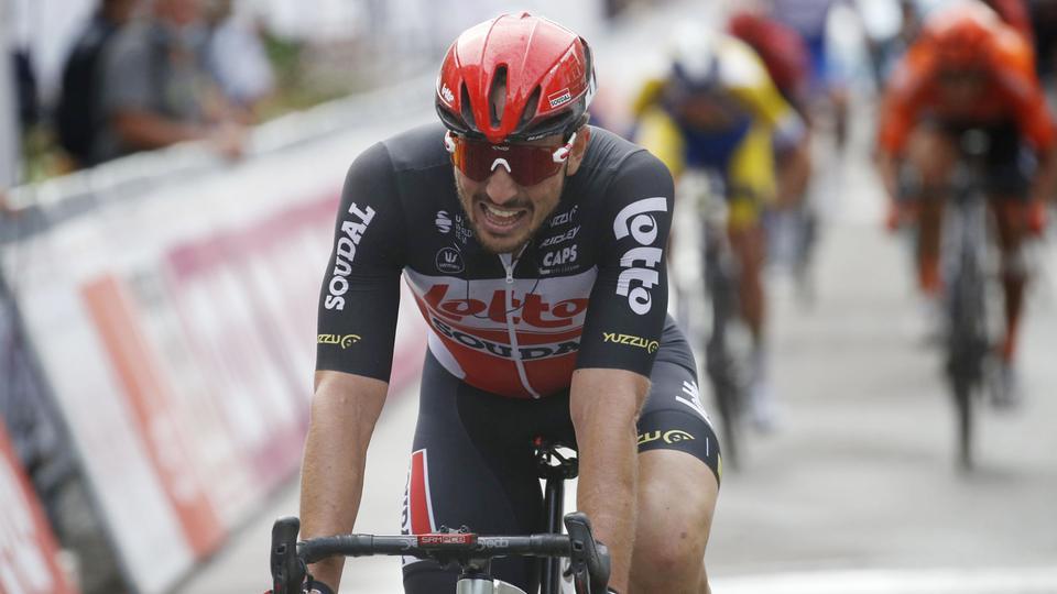 John Degenkolb: Tour de France statt Lagerkoller