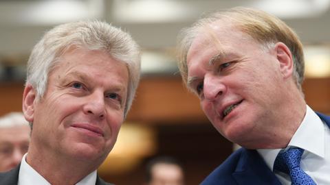 Jürgen Kessing löst Clemens Prokop ab