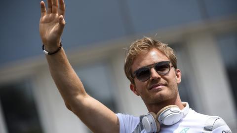 dpa Nico Rosberg