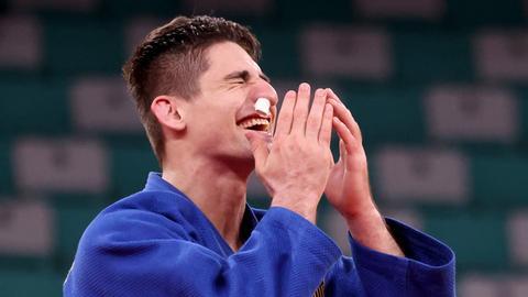 Eduard Trippel bei den Olympischen Spielen