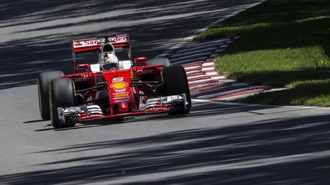 dpa Vettel