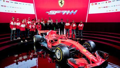 Der neue Flitzer von Sebastian Vettel