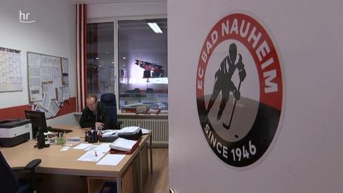 Geschäftsstelle des EC Bad Nauheim