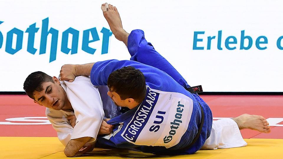 Rüsselshiemer Judoka Edu Trippel