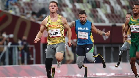 Felix Streng bei den Paralympics