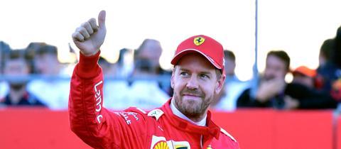 Sebastian Vettel will in seinem letzten Ferrari-Jahr seinen fünften Titel holen.