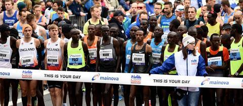 Bild vom Frankfurt Marathon 2018