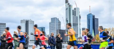 Marathon Skyline