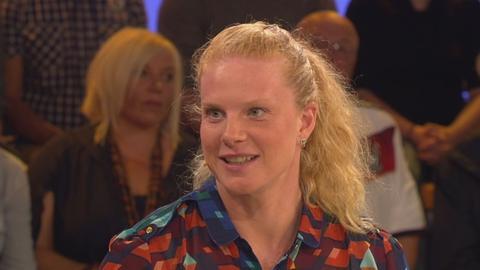 Hammerwerferin Betty Heidler im Interview
